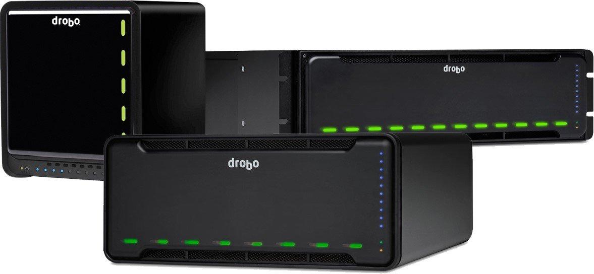 MAC Drobo Data Recovery