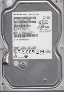 Hitachi Desktop Hard Drive Data Recovery Services
