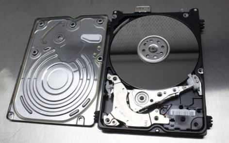 NDR Lab Image wd hdd