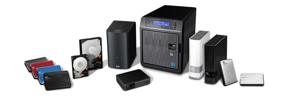 Portable external USB hard dirve data recovery services