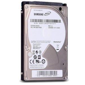 Samsung Laptop Hard Drive Data Recovery