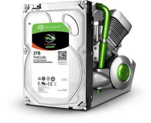 Seagate FireCuda Hard drive data recovery