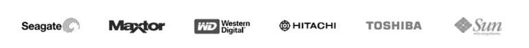 Seagate Maxtor Western Digital Toshiba Hitachi Sun Microsystems Data recovery