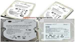Seagate Momentus Hard Drive data recovery