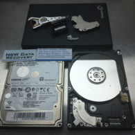 Seagate Physical data recovery with head stuck on platter