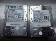 Toshiba Data Recovery from 2 TB USB Hard Drive