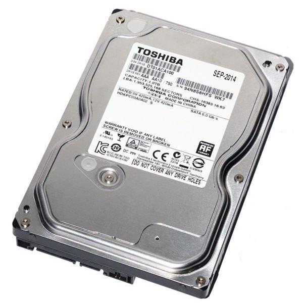 Toshiba Desktop Hard Drive data recovery services