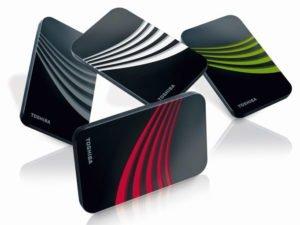 Toshiba Portable Hard Drive data recovery services