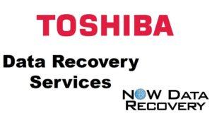 Toshiba hard drive data recovery services India