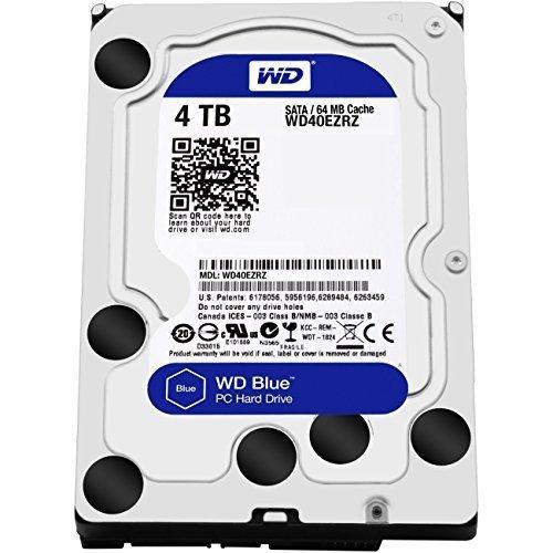 Western Digital 4 TB Desktop Hard Drive Data Recovery
