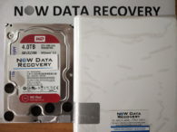 Western Digital My Cloud 4 TB USB NAS Data Recovery Services